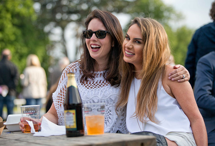 PHOTO GALLERY: Bulmers Live at Leopardstown