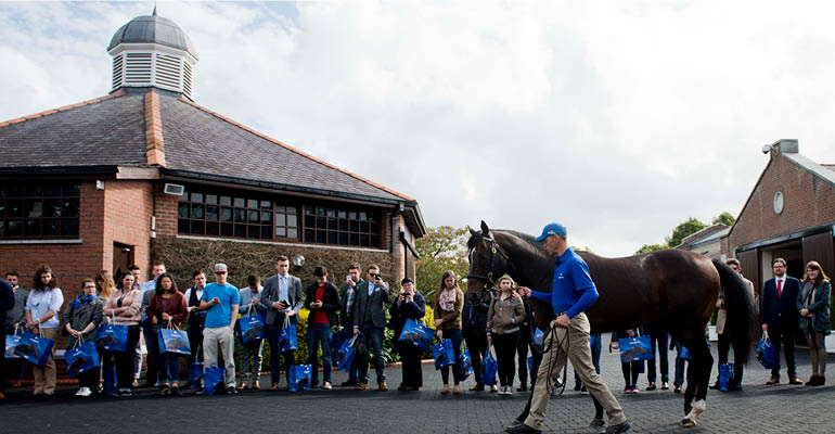 The Club Godolphin Student Initiative: Register here