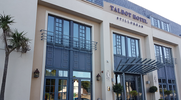 Click For Page The Talbot Hotel Stillorgan