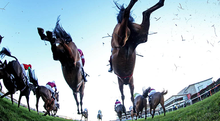 Christmas Horse Racing.Christmas Festival 26th 29th Dec Leopardstown Racecourse